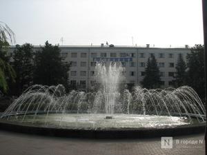 Нижегородские фонтаны готовят к запуску